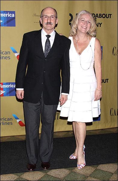 Philip Hoffman and Kristie Dale Sanders