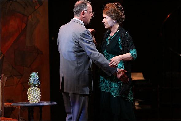Michael Marotta and Mary Gordon Murray