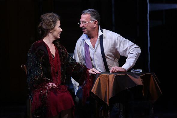 Mary Gordon Murray and Michael Marotta
