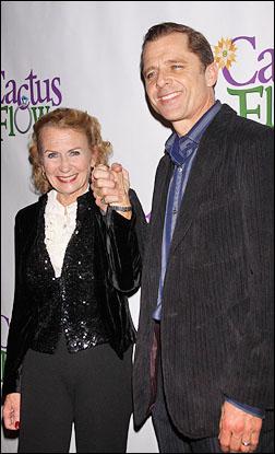 Juliet Mills and Maxwell Caulfield