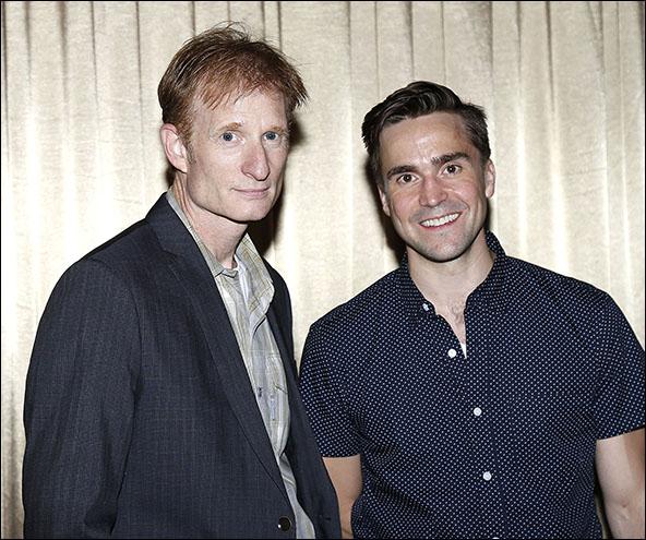 Nick Corley and Joe Tapper
