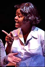Tonya Pinkins in the Title Role of <I>Caroline, or Change</I>