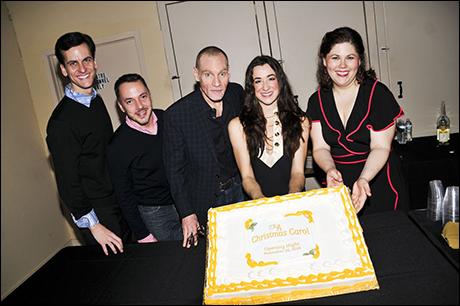 Mark Light-Orr, Mark Price, Peter Bradbury, Jessie Shelton and Franca Vercelloni