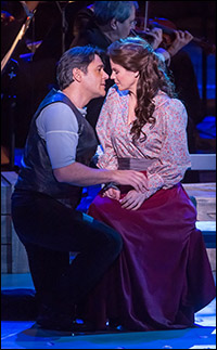 Nathan Gunn and Kelli O'Hara