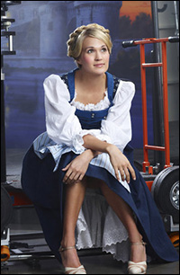 Carrie Underwood in <i>The Sound of Music</i>