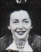 June Carroll in the <I>New Faces of 1952</I> Portrait