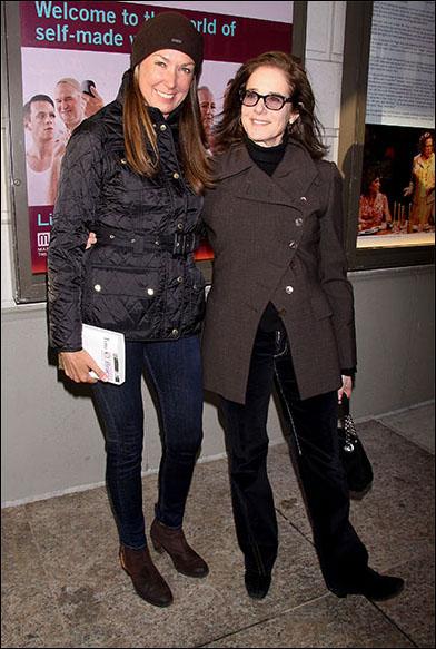 Elizabeth Marvel and Debra Winger