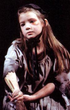 Alicia Morton as Young Cosette