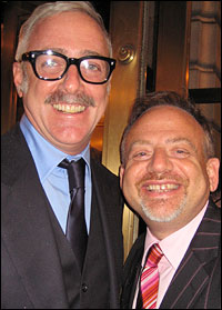 Songwriters Scott Wittman and Marc Shaiman