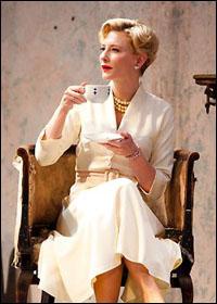 Cate Blanchett in <em>Uncle Vanya</em>.