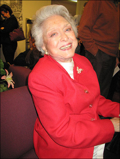 """Celeste Holm, the theatre and film actress who starred in Oklahoma! and """"All About Eve,"""" died on July 15 in New York City."""