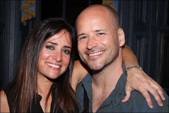 Pamela Segall Adlon and Michael Arnold