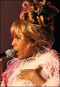 Xiomara Laugart in <I>Celia</I>
