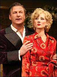 Alec Baldwin and Anne Heche in <i>Twentieth Century</i>