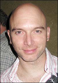 <I>Sweeney Todd</I>'s Michael Cerveris will be one of the hosts of this year's Easter Bonnet Competition
