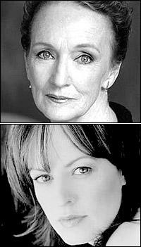 Kathleen Chalfant and Rosemarie DeWitt