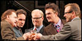 Noth, Patric, Sutherland, Cox and Gaffigan in Broadway's That Championship Season