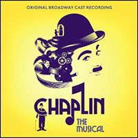 Cover art for <i>Chaplin</i>