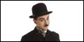 A First Look at Rob McClure as Broadway's Chaplin