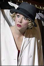 Christina Applegate in <I>Sweet Charity</I>.
