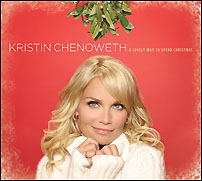 Chenoweth's new CD