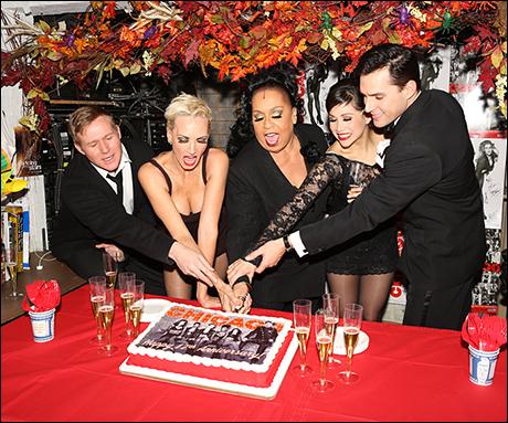 Jason Patrick Sands, Amra-Faye Wright, Roz Ryan, Bianca Marroquin and Ryan Silverman