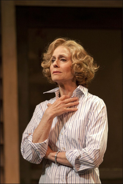 Judith Light in the Westport Country Playhouse production A.R. Gurney's Children.