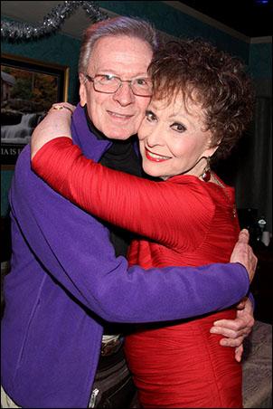 William Guske and Carol Lawrence