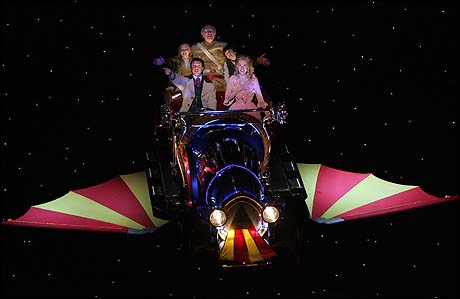 Chitty Chitty Bang Bang To Launch National Tour In