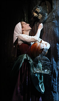 Laura Osnes in <i>Cinderella</i>