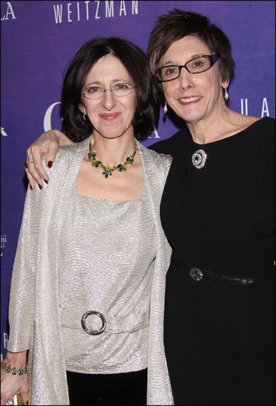Anna Louizos and Robyn Goodman