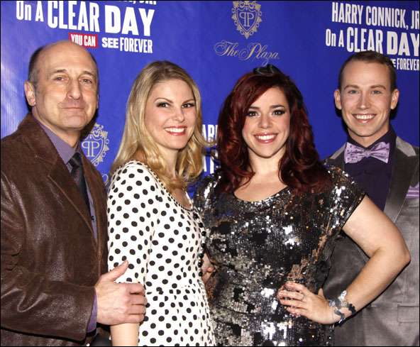 Philip Hoffman, Heather Ayers, Alysha Umphress and Tyler Maynard