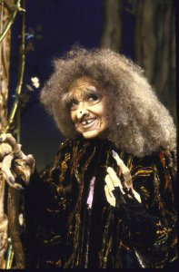 Cleo Laine in the first national tour