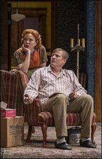 Kathryn Meisle and Bill McCallum