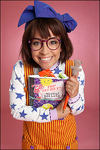 Jennifer Cody in <I>Junie B. Jones</I>.