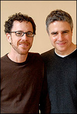 Ethan Coen and Neil Pepe