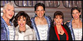 Photo Archive: Joan and Jackie Collins Visit Priscilla Queen of the Desert