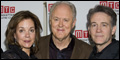 Broadway's The Columnist, Starring John Lithgow, Meets the Press