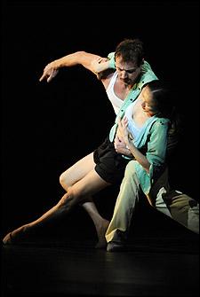 Matthew Dibble and Rika Okamoto