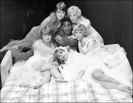 Center: Norm Lewis