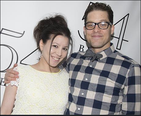 Deborah Abramson and Ben Thompson