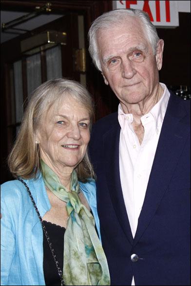 Louise Lansbury and Edgar Lansbury