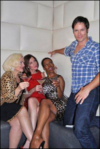 Babs Winn, Catherine Porter, Brenda Braxton and Danny Bernardy