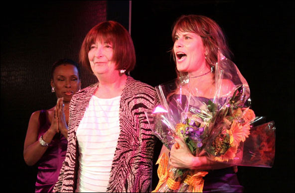 Lynne Taylor-Corbett and Donna Moore