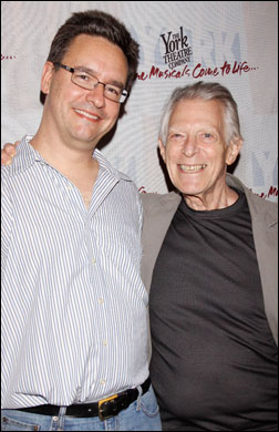 Greg Pliska and Michael Montel