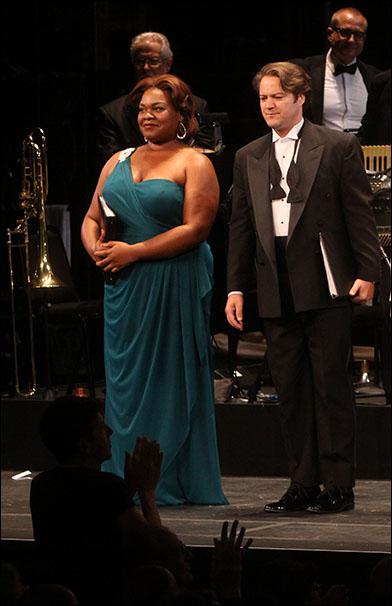 Da'Vine Joy Randolph and Robert Petkoff