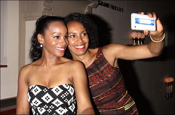 Anika Noni Rose and Eisa Davis