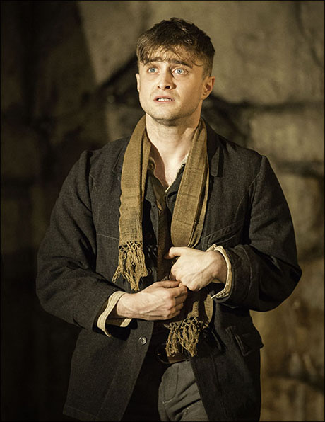 Radcliffe in The Cripple of Inishmaan