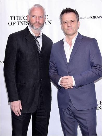Martin McDonagh and Michael Grandage