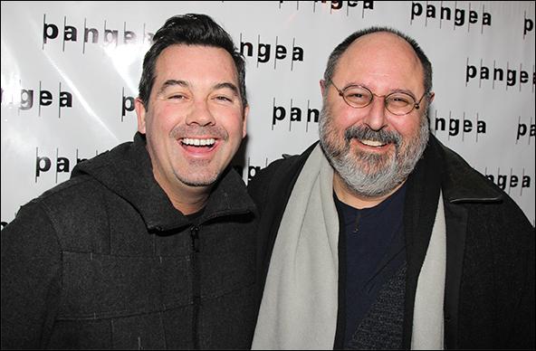 Duncan Sheik and Brian Kulick